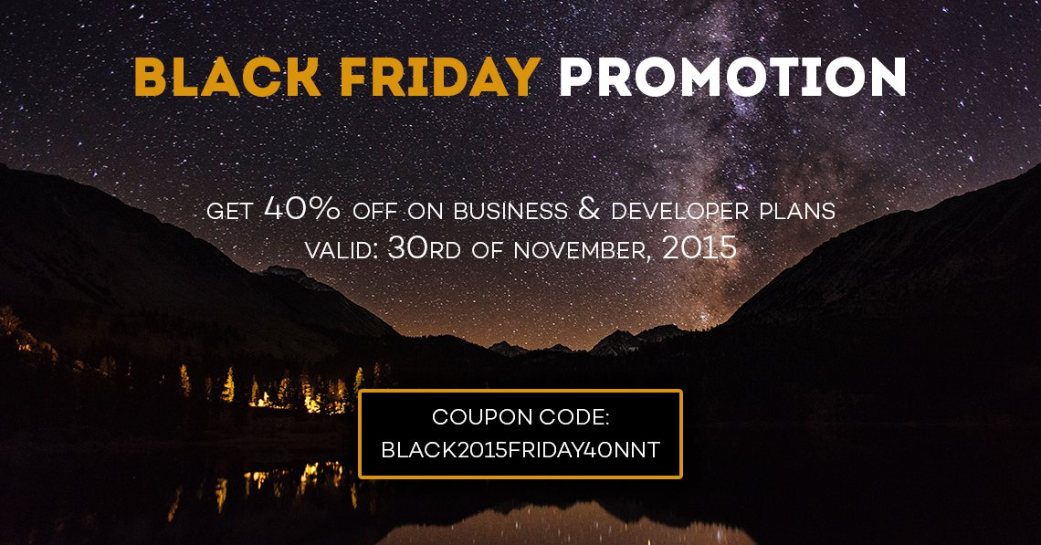 NorrNext Black Friday Discount 2015