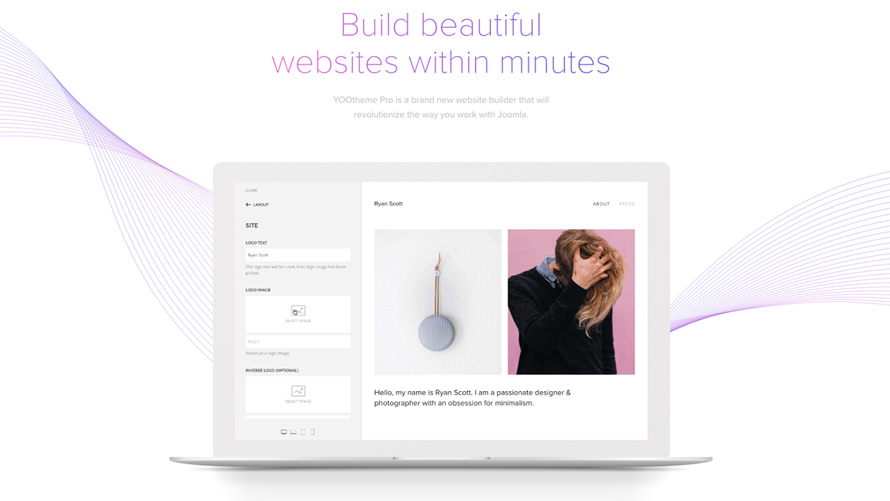 YOOtheme Pro - all-in-one website builder
