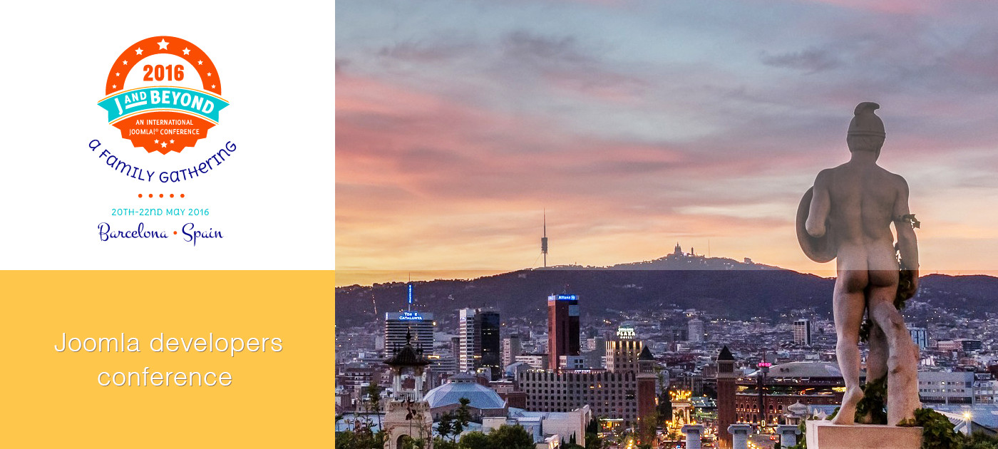 J and Beyond 2016 to take place in Barcelona, Spain