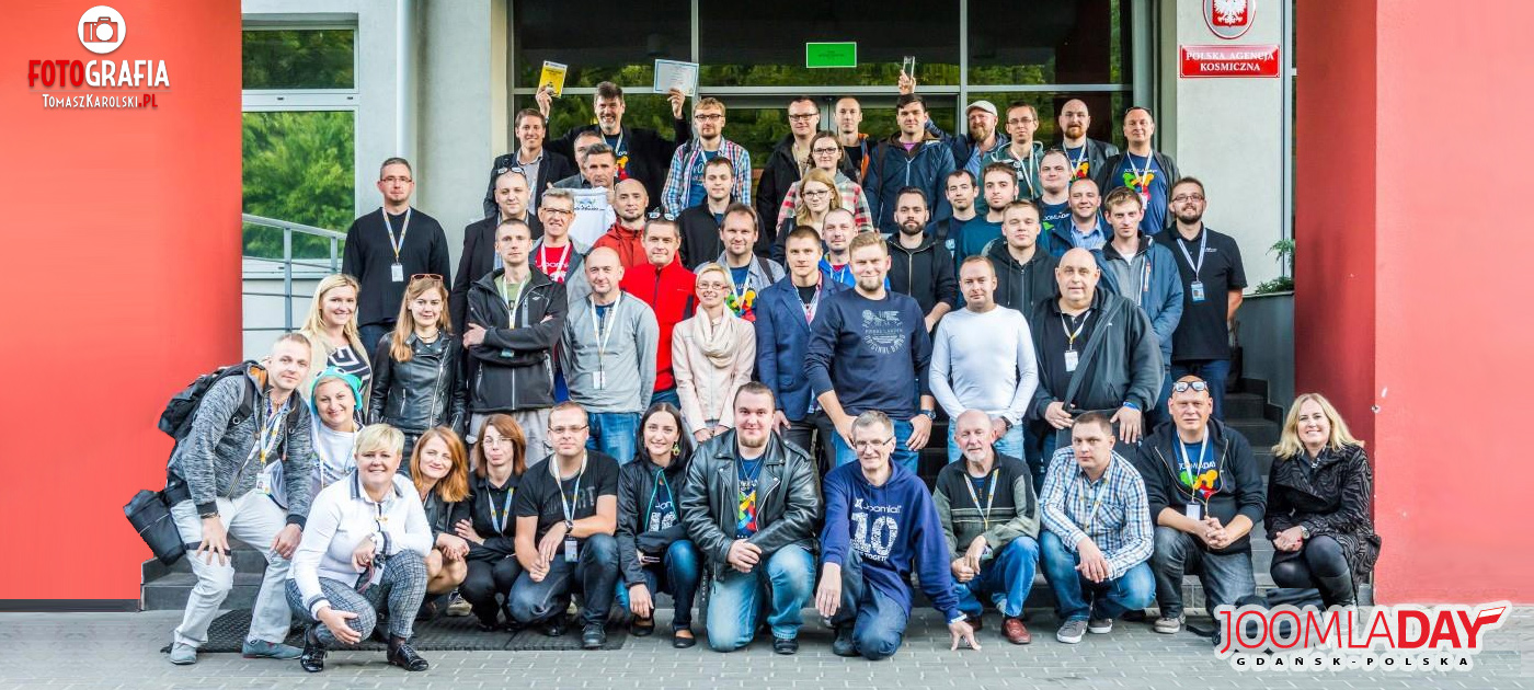 Report from Joomla Day Poland 2015