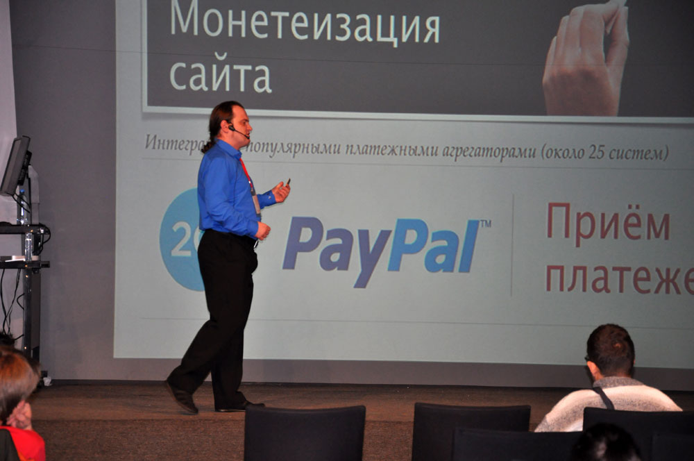 Eugene Sivokon: how to organize subscription on website with PayPlans